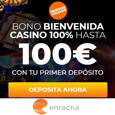 logo de BONO 100% ENRACHA.ES