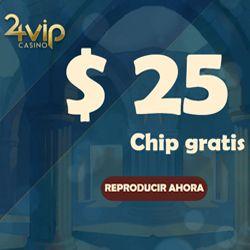 logo de 25$ GRATIS 24VIP CASINO