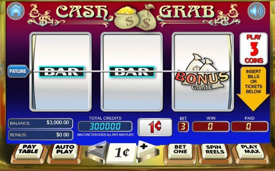 logo de cash Grab