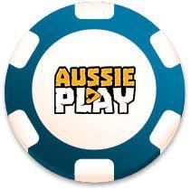 logo de 30$ GRATIS AUSSIE PLAY CASINO