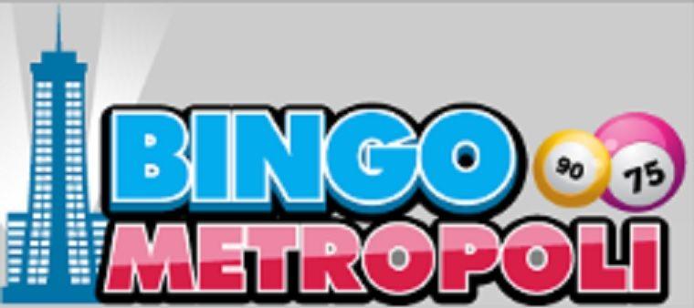 logo de BINGO METROPOLI