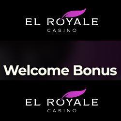 logo de BONO 240% EL ROYALE CASINO