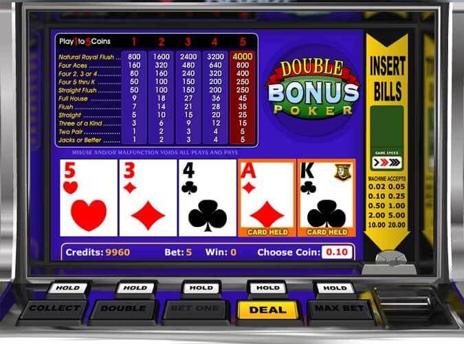 logo de Poker bonus