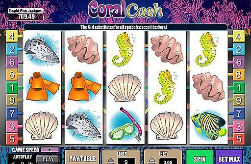 logo de coral cash