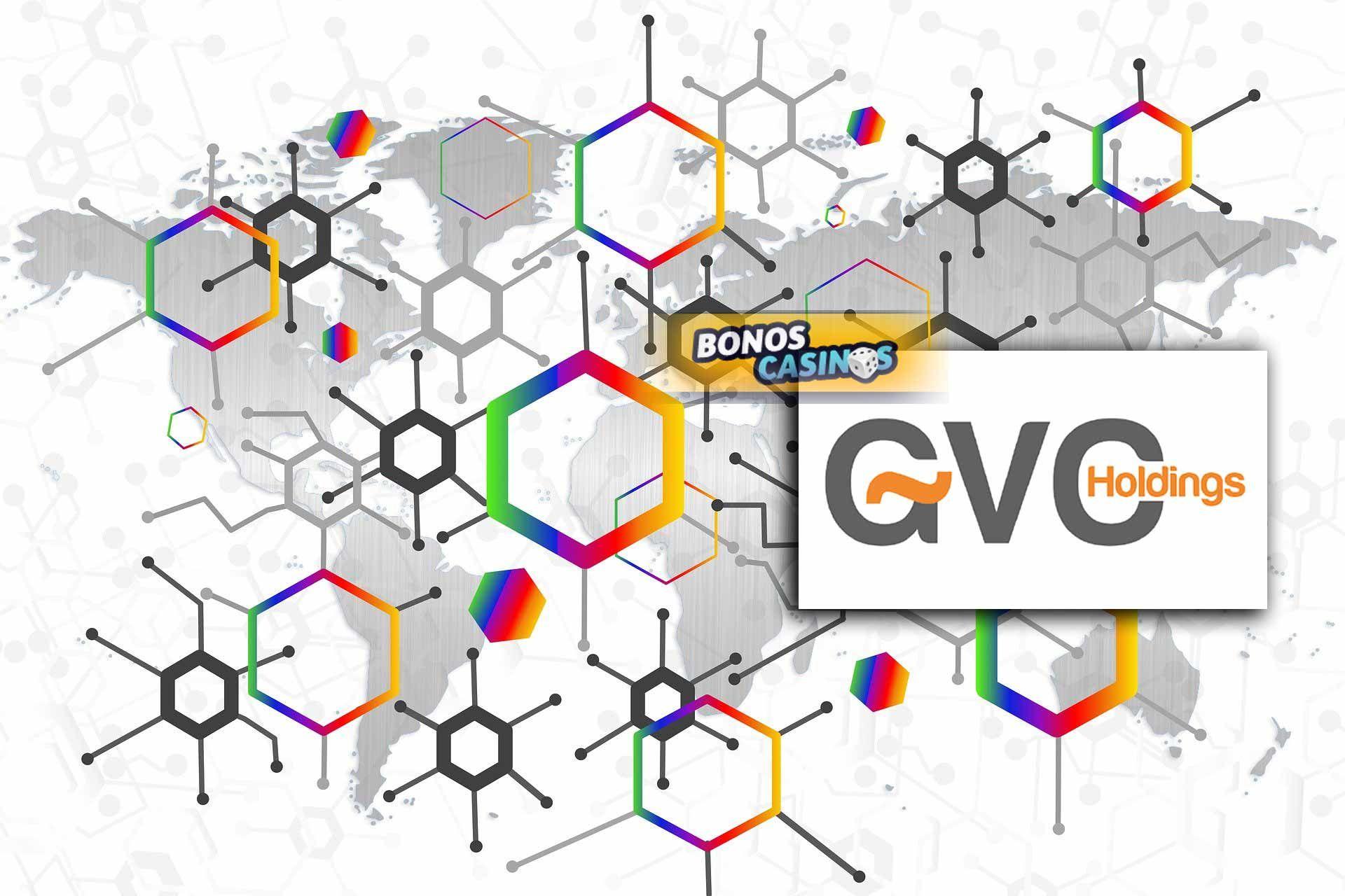 logo de GVC Holdings sale de mercados ilegales
