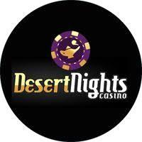 logo de DESERT NIGHT