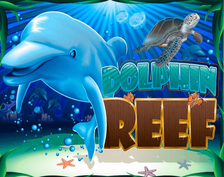 logo de Dolphin Reef
