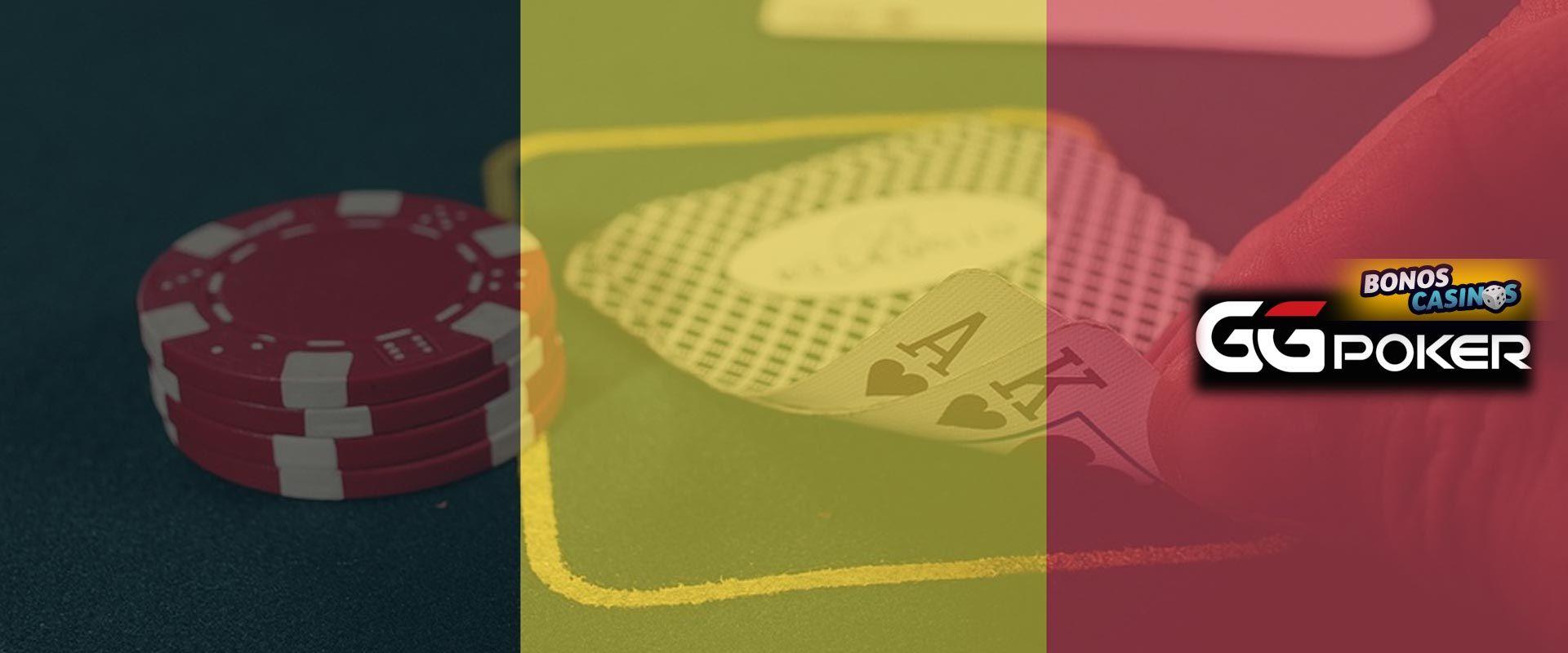 logo de GGPoker está listo para presentar su nueva marca operadora de Póker