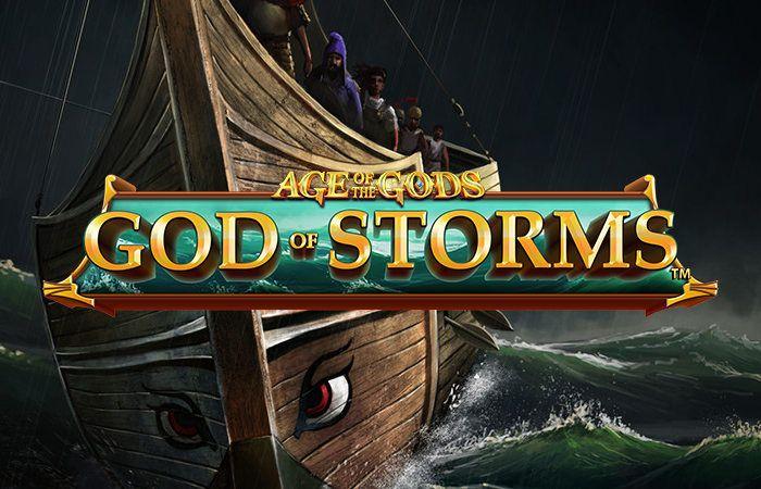 logo de Age of Gods God of Storms