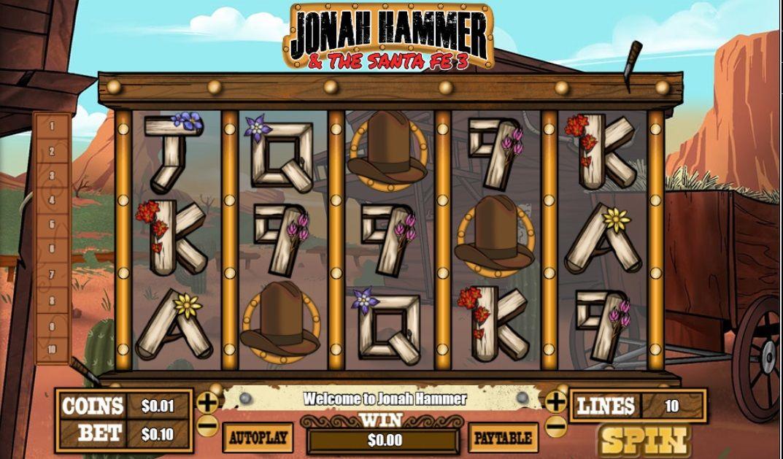 logo de Johan Hammer