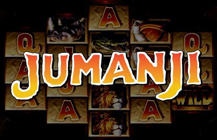 logo de Slot Jumanji