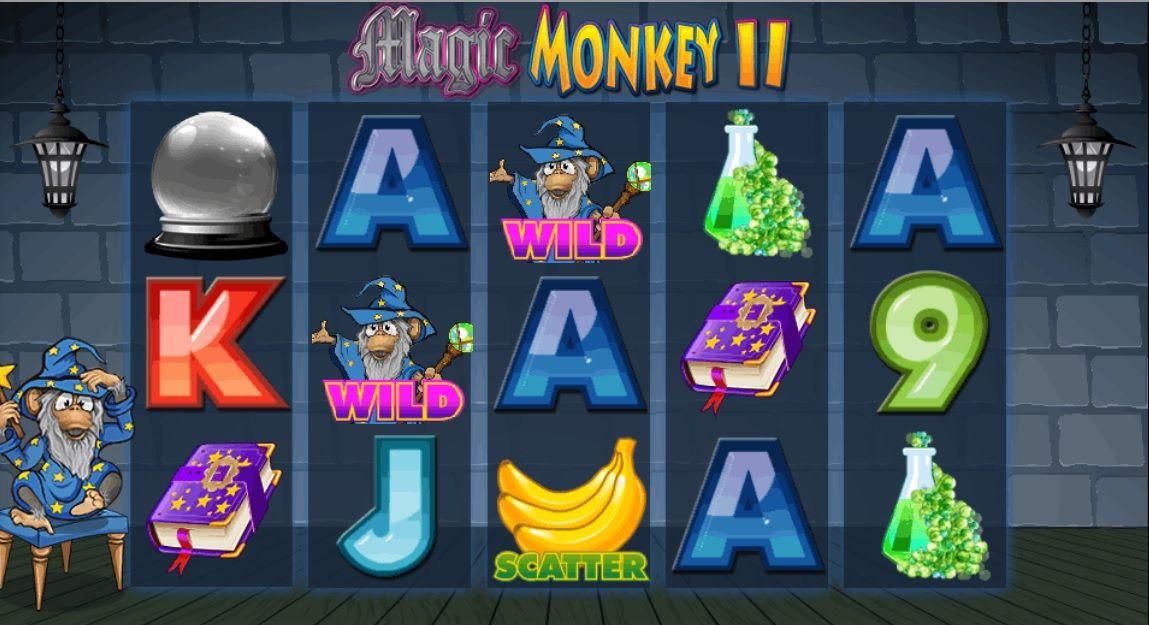 logo de Magic Monkey II