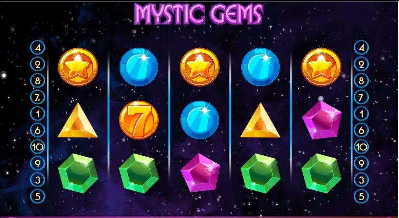 logo de Mystics Gems