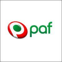 logo de PAF