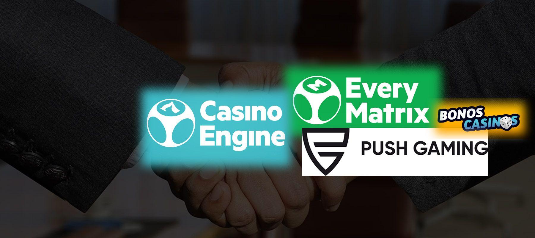 logo de EveryMatrix potencia su estrategia de contenido